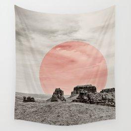 Modern Desert Wandbehang