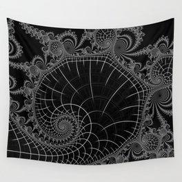 Peaks Inverted Wall Tapestry