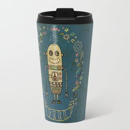 I Can Feel! Travel Mug