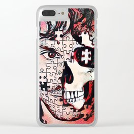 Will Graham -What Lies Beneath Clear iPhone Case