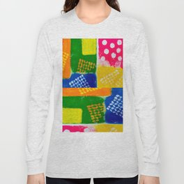 Snazzy Artsy Long Sleeve T-shirt