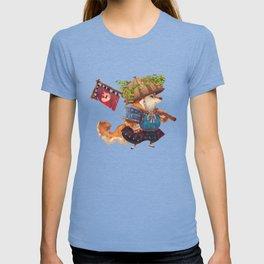 Shiba Samurai T-shirt