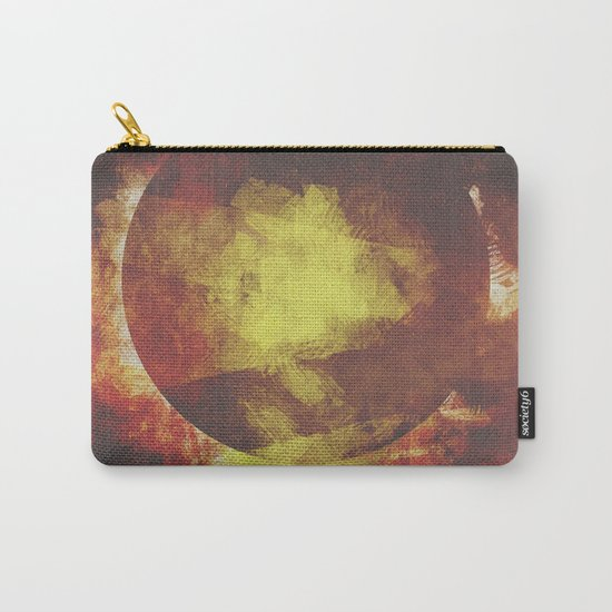 The baby moon Carry-All Pouch