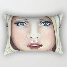 Babydoll sucker Rectangular Pillow