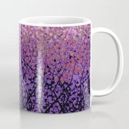 Plum Blossom Tree Grove Coffee Mug