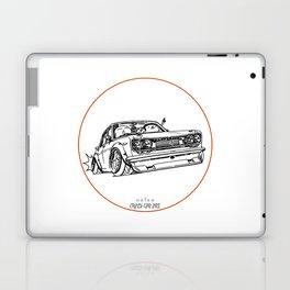 Crazy Car Art 0120 Laptop & iPad Skin