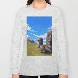 Rapanui Long Sleeve T-shirt