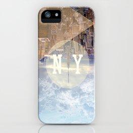 NY 360 iPhone Case