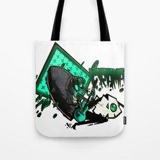 HUMAN FLY 2 Tote Bag