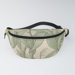 Lily Of The Valley Fanny Pack