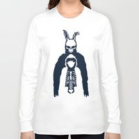 donnie darko Long Sleeve T-shirts featuring Donnie Darko by sgrunfo