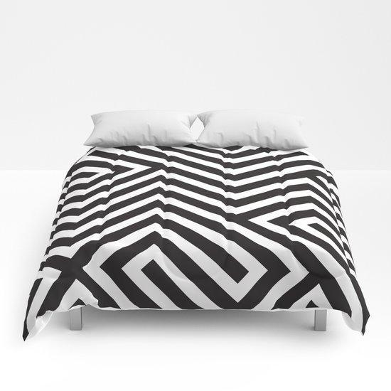 Lines Comforters