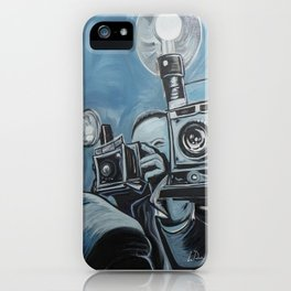 Ringside Press iPhone Case