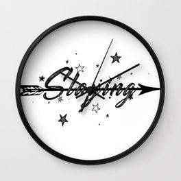 Slaying Wall Clock