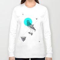 psychology Long Sleeve T-shirts featuring Archetypes Series: Wisdom by Attitude Creative