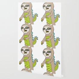 Slothzilla, Kaiju from Space Wallpaper