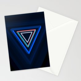 Impossible triangles series. Stationery Cards