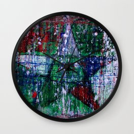 Esoteric Knowledge Wall Clock