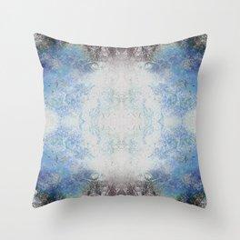 Little Garden Edit Invert Throw Pillow