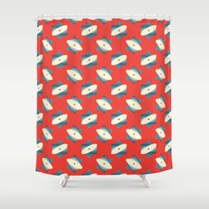 Stars Forever Shower Curtain
