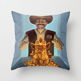 Adventurer Throw Pillow