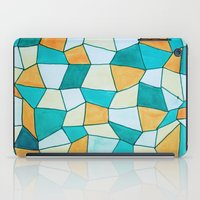 square iPad Cases featuring Square by sinonelineman