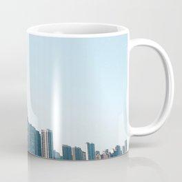 Chicago Skyline Over Lake Michigan Coffee Mug