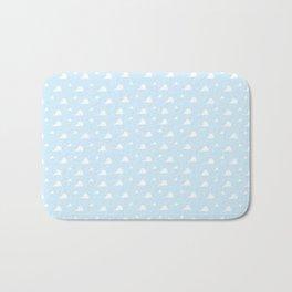 Andy's Room Wallpaper Bath Mat