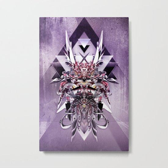 Armor Concept I Metal Print