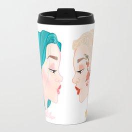 Two Halseys Travel Mug