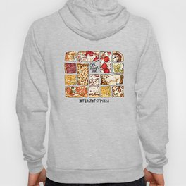 Feast of St. Pizza: Old Forge Edition Hoody