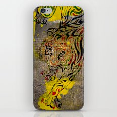 Chinese Lunar New Year and 12 animals ❤ The TIGER 虎 iPhone Skin