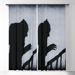 Nosferatu Classic Horror Movie Blackout Curtain