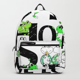 Stay Home Backpack