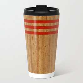 Vintage Rower Ver. 2 Metal Travel Mug