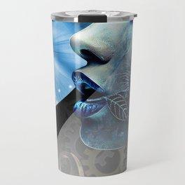 We are Symbols of Light Travel Mug
