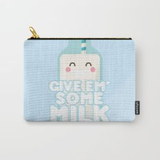Give Em' Some Milk Carry-All Pouch