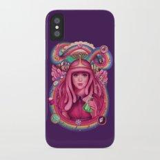 She's Got Science Slim Case iPhone X