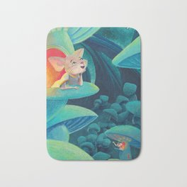 Mouse Dreams Bath Mat