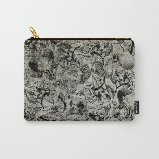 Dead Nature Carry-All Pouch