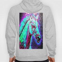 Neon Horse Hoody