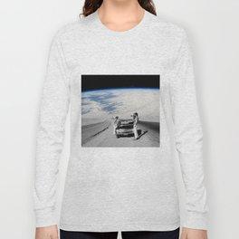 Negative Space Long Sleeve T-shirt
