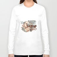 racing Long Sleeve T-shirts featuring Racing Team by Tshirt-Factory