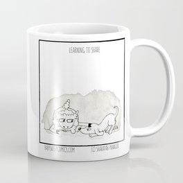 Learning to Share Coffee Mug