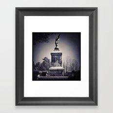 'ANGEL 2' Framed Art Print