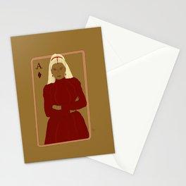 Ace of Diamonds Stationery Cards
