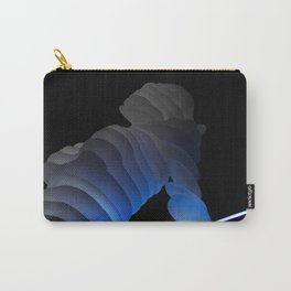 The unbearable lightness of being 3 Carry-All Pouch