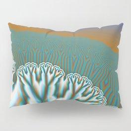 Fractal Forest Abstract Art Pillow Sham