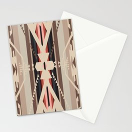 American Native Pattern No. 285 Stationery Cards