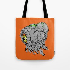 battle damaged hedorah Tote Bag